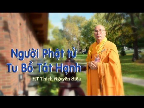 Người Phật Tử Tu Bồ Tát Hạnh