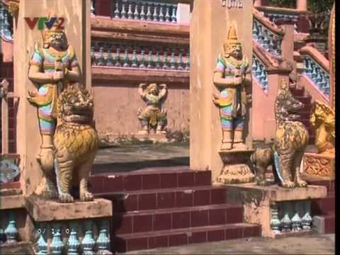 Chùa Khmer Sóc Trăng