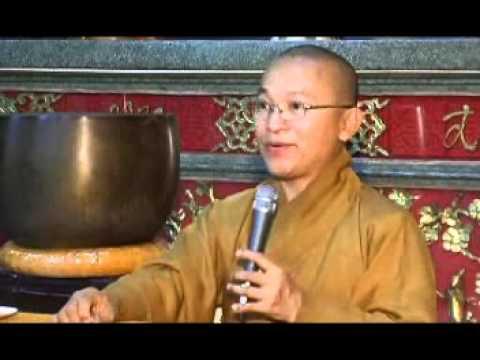 Thuật chăn trâu tâm (26/12/2008) video do Thích Nhật Từ giảng