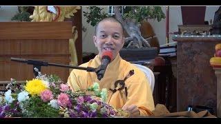 TT Thích Trí Siêu - Khóa Thiền tại Chân Nguyên - Phần 1