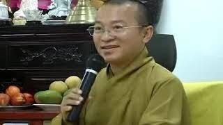 Con Đường An Vui - Phần 1/2 (01/08/2008) video do Thích Nhật Từ giảng