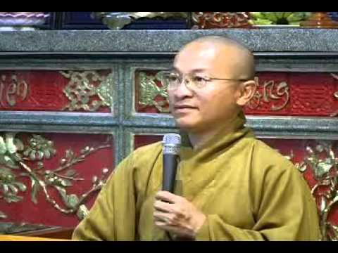 Vấn đáp: Tình Cha Con - phần 4/5 (22/06/2009) video do Thích Nhật Từ giảng