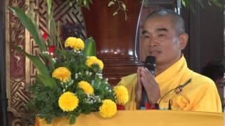 Lễ Vu Lan 2013 (2) - Chùa Long Hương - Đại Đức Thích Tuệ Hải