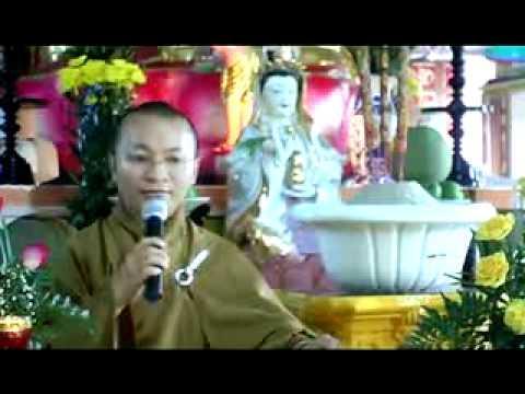 Phóng sanh cứu mạng (08/10/2008) video do Thích Nhật Từ giảng
