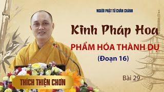 Kinh Pháp Hoa - Phẩm Hóa Thành Dụ 5/5