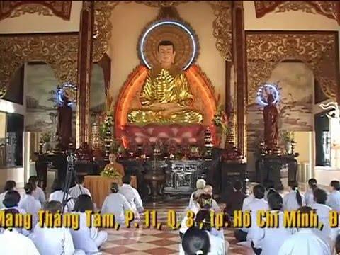 Quy Y Tam Bảo (Phần 1)