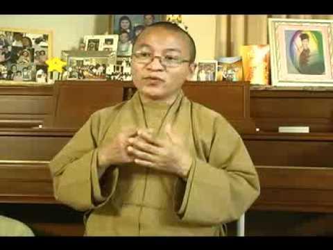 Chết Và Tái Sinh - Phần 2/2 (08/07/2007) video do Thích Nhật Từ giảng
