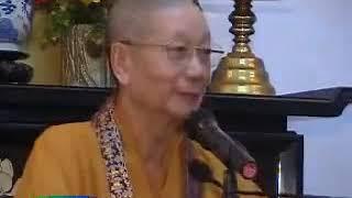 Pháp thoại của HT. Thích Trí Quảng tại chùa Ấn Quang (13/09/2009)