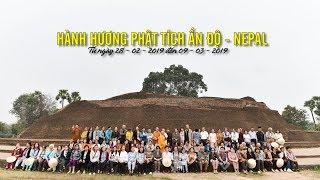 Hành hương Phật tích Ấn Độ-Nepal 02-2019 DVD2