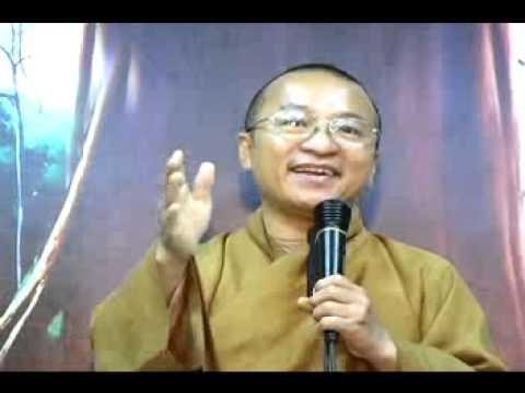 Bát Đại Nhân Giác 07: Sống đời thanh cao (18/07/2010) video do Thích Nhật Từ giảng