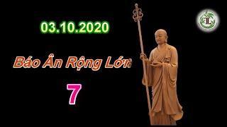 Báo Ân Rộng Lớn 7 - Thầy Thích Pháp Hòa( Tv Trúc Lâm, Ngày 03.10.2020)