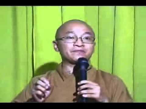 Kinh Trung Bộ 068: Xuất gia: Động cơ và bản chất (01/04/2007) video do Thích Nhật Từ giảng