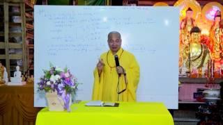 Thiền Lâm Bảo Huấn - Thiền môn tổng quan (phần tiếp theo) Nhị Khóa Hiệp Giải