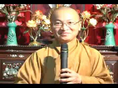 Đối thoại triết học 4: Bản chất thời gian (02/12/2006) video do Thích Nhật Từ giảng