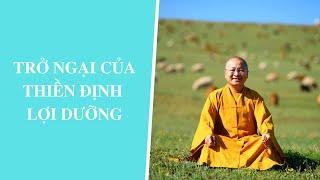 Trở ngại của Thiền định: LỢI DƯỠNG   Thích Nhật Từ