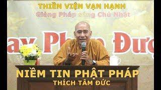 Niềm tin Phật pháp