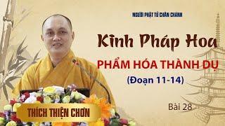Kinh Pháp Hoa - Phẩm Hóa Thành Dụ 3/5
