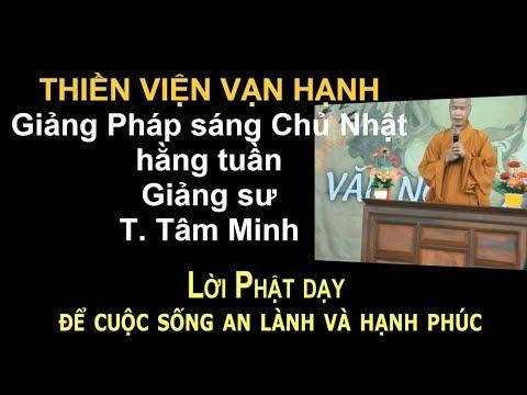 Lời Phật dạy để cuộc sống An lạc Hạnh phúc