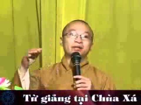Kinh Trung Bộ 073: Đạo đức và giải thoát (06/05/2007) video do Thích Nhật Từ giảng