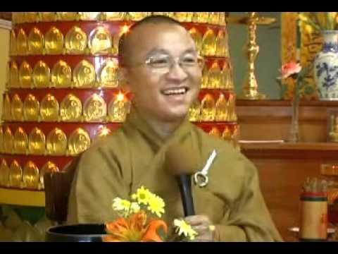 Kinh Phước Đức 4: Hạt giống phước lành (27/07/2008) video do Thích Nhật Từ giảng