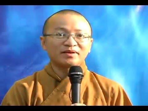 Để con trưởng thành (08/10/2006) video do Thích Nhật Từ giảng