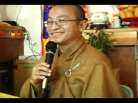 Quan Âm Diệu Thiện - Phần 2/2 (08/07/2007) video do Thích Nhật Từ giảng