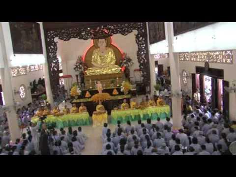 Đại Lễ Phật Đản (tại Chùa Hoằng Pháp, 2012)