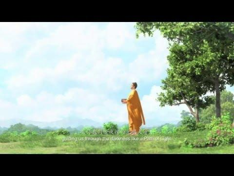 Đoạn phim 3D ngắn về cuộc đời đức Phật (Bathing of the Buddha)