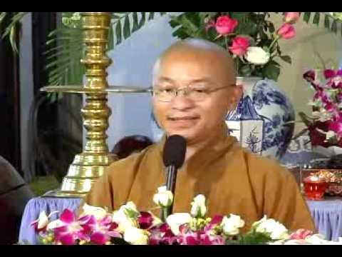 Vấn đáp: Sự và lý Tịnh Độ (10/04/2010) video do Thích Nhật Từ giảng