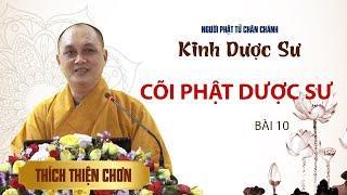 Kinh Dược Sư: Cõi Phật Dược Sư