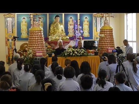 Vấn Đáp Phật Pháp (2015)
