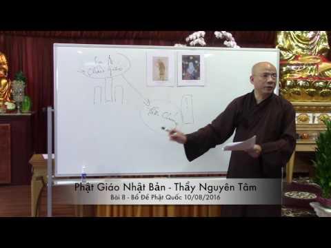 Phật Giáo Nhật Bản - Bài 08