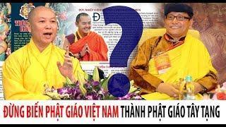 Phật giáo Việt Nam - Phật giáo Tây Tạng