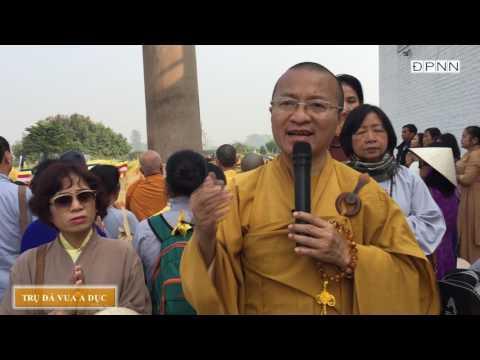 Hành hương Phật tích- Trụ đá vua A Dục - TT. Thích Nhật Từ