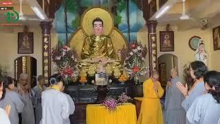 ngày 13/12/2019 ~ Nhằm ngày 18/11/ năm Kỷ Hợi . Vào lúc 8h 15 Sư Phụ Thuyết Pháp tại chùa Bửu Quang