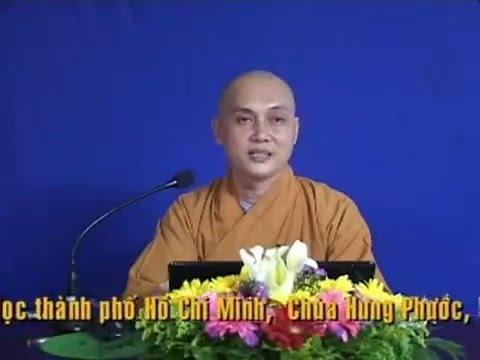 Giới pháp Phật tử tại gia- Phần 1:Người Phật tử chân chính-Bài 5:Giới không trộm cướp (A)