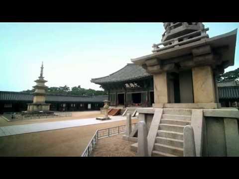 Đền Bulguksa và động Seokguram - Di sản văn hóa thế giới của Hàn Quốc