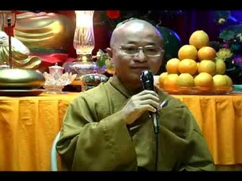 Cầu an khánh tuế - phần 2/2 (16/08/2008) video do Thích Nhật Từ giảng