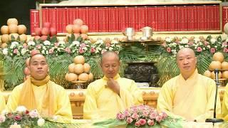 Vấn Đáp Phật Pháp (Khóa tu học lần thứ 6)