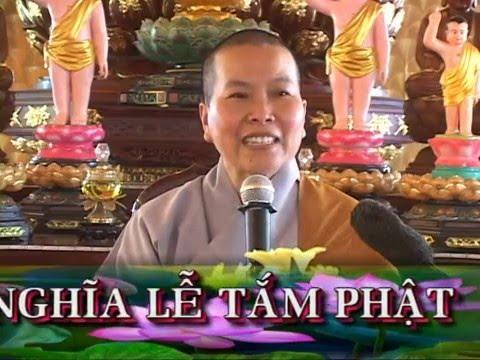 Ý Nghĩa Tắm Phật