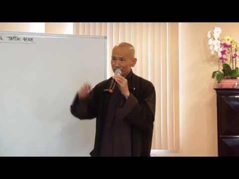 37 pháp hành Bồ tát đạo 28: Tinh Tấn Và Thiền Định 01