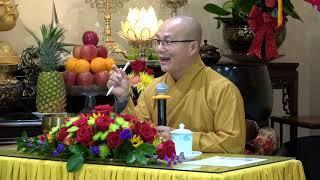 Thích Hạnh Tuệ | Phật Học Phổ Thông - Diệt Đế - Phần 1