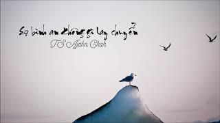 Sự bình an không gì lay chuyển - TS Ajahn Chah