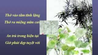 MẶT TRỜI HỒNG TỈNH THỨC - Nhạc Võ Tá Hân - Thơ Nhất Hạnh&Sơn Cư