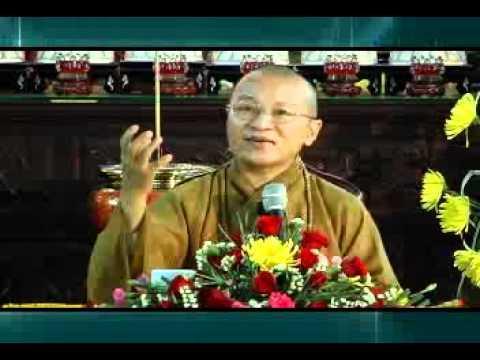 Gieo hạt giống phước (12/07/2010) video do  TT. Thích Nhật Từ giảng