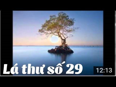 Thư Thầy Trò - Thư số 29 - Thiền như thế nào