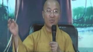 Kinh Di Giáo 06: Hài lòng và không tham vọng (22/04/2012) video do Thích Nhật Từ giảng
