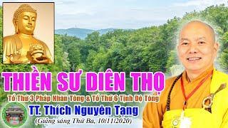 183. Thiền Sư Vĩnh Minh Diên Thọ |  TT Thích Nguyên Tạng giảng