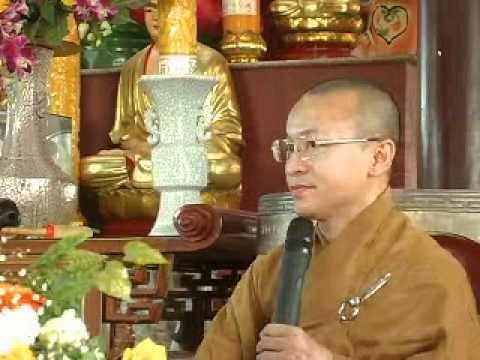 Tái Sinh Và Chuyển Nghiệp - Phần 1/2 (08/12/2007) video do Thích Nhật Từ giảng