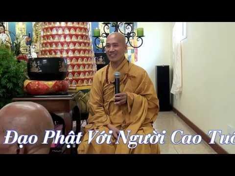 Đạo Phật Với Người Cao Tuổi
